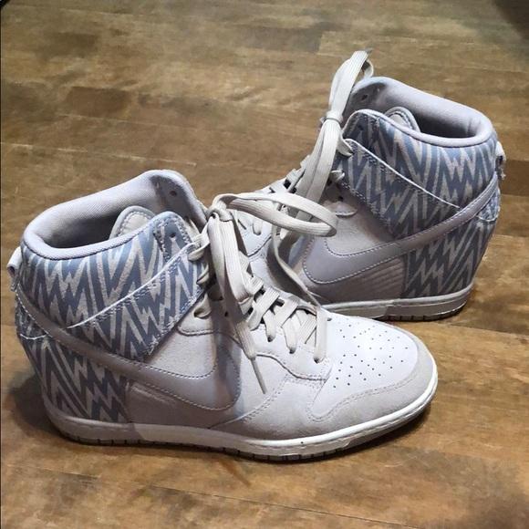 Nike Shoes   Wedge Shoe   Poshmark